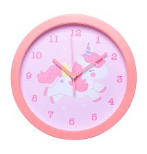 Clock: Unicorn